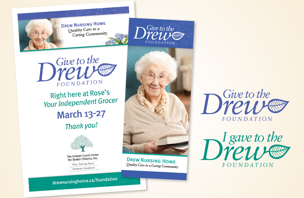 Give to the Drew Foundation