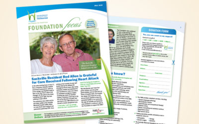 Sackville Memorial Hospital Newsletter