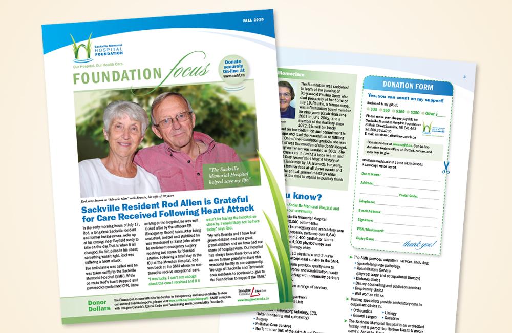 Sackville Memorial Hospital Newsletter